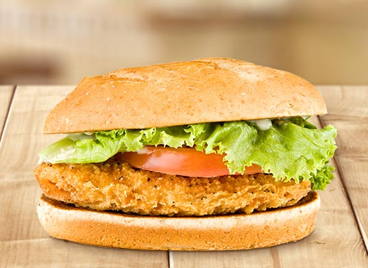 Produktbild Crispy Chicken-Burger